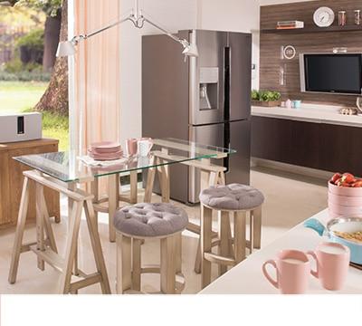 Comedores todo liverpool en un click for Muebles modernos para comedores pequenos