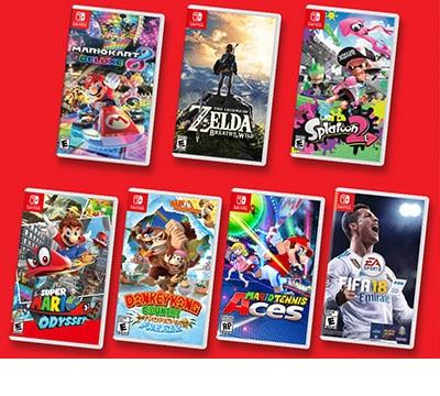 Videojuegos Nintendo Liverpool