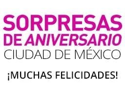 Ganadores Sorpresas de Aniversario CDMX 2a etapa
