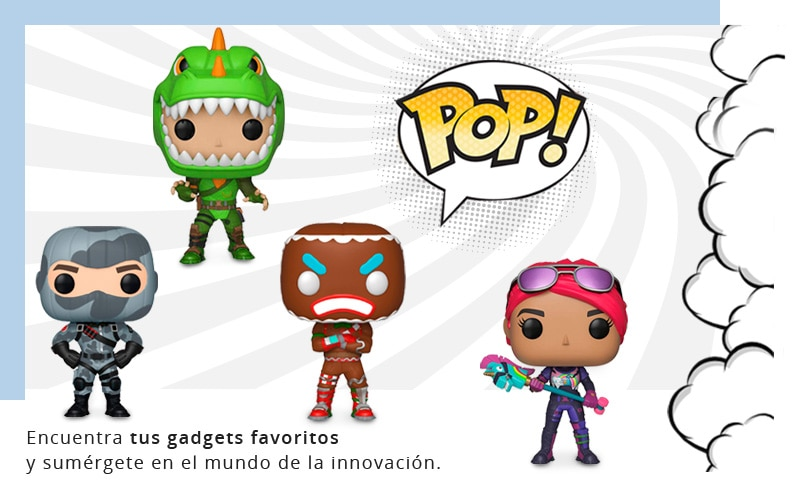 Funko Pop, juguetes, zona geek, series televisión, fortnite, Harry Potter, Avengers