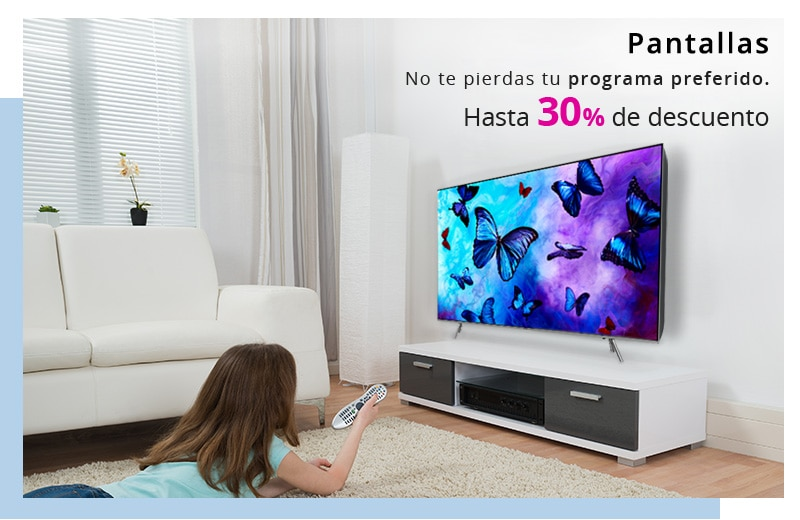 Pantallas, Televisión, LED, OLED, 4K, Curvas | Liverpool