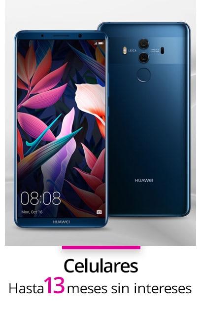Celulares, Smartphones, Los mejores smartphones 2018, Motorola, Samsung, Huawei, Iphone, Fundas para celular, Celulares en Liverpool