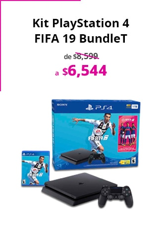 24 Horas Rosas - PlayStation 4