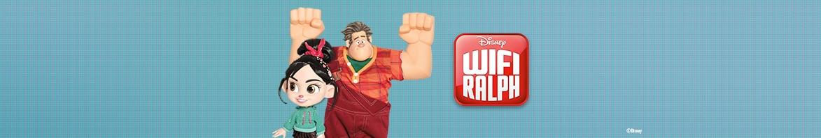 Disney WIFI Ralph - Liverpool